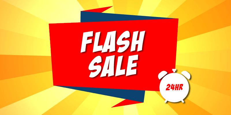 Flash sale là gì?
