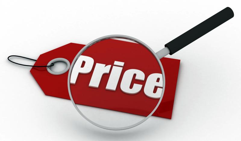 giá cả kinh doanh online