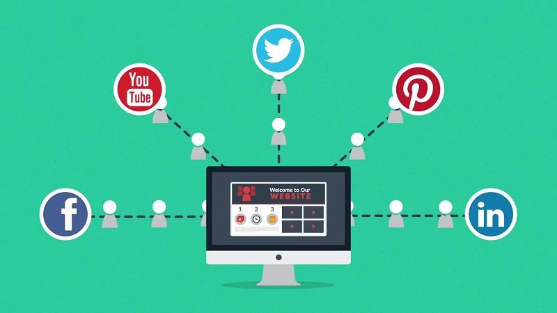 Nguồn truy cập từ mạng xã hội bị gộp vào Direct