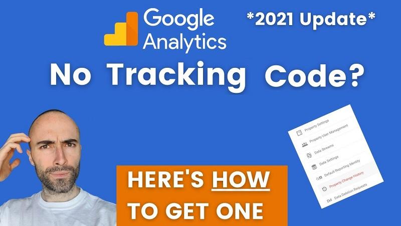 Google Analytics bị mất Tracking code