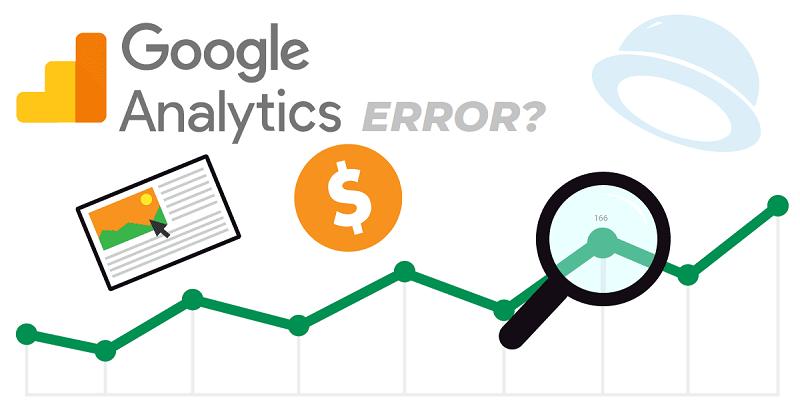 Những số liệu bạn thấy  về Google Analytics chưa chắc đã đúng