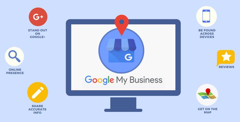 tối ưu hóa sự hiện diện Google My Business