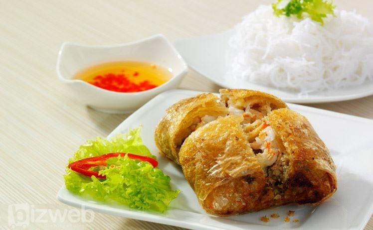Nem cua bể - 1 trong những món ăn của Hải Phòng được yêu thích nhất