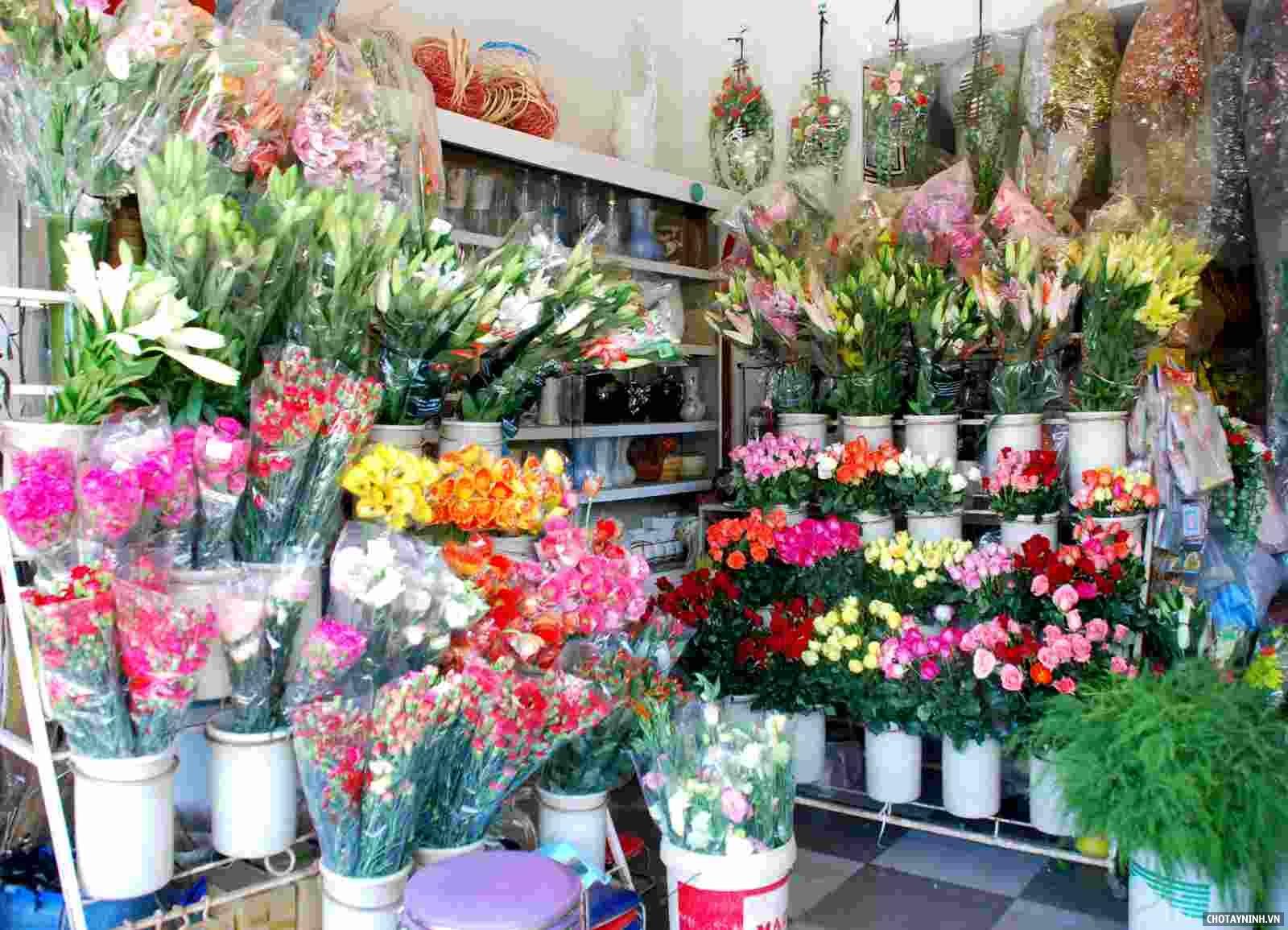 hoa tươi