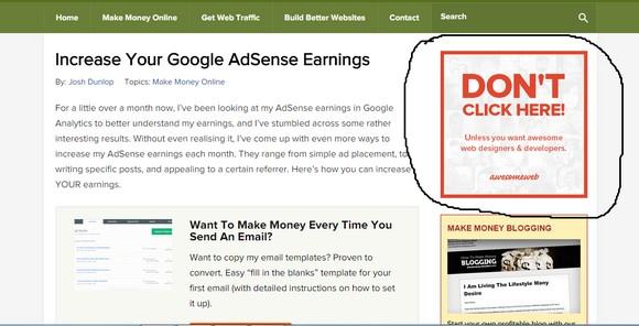 Hướng dẫn tăng thu nhập nhờ kiếm tiền trên mạng với Google AdSense 8