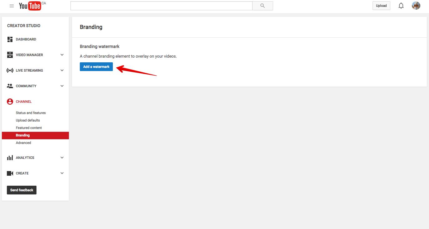 hướng dẫn tạo kênh Youtube 21