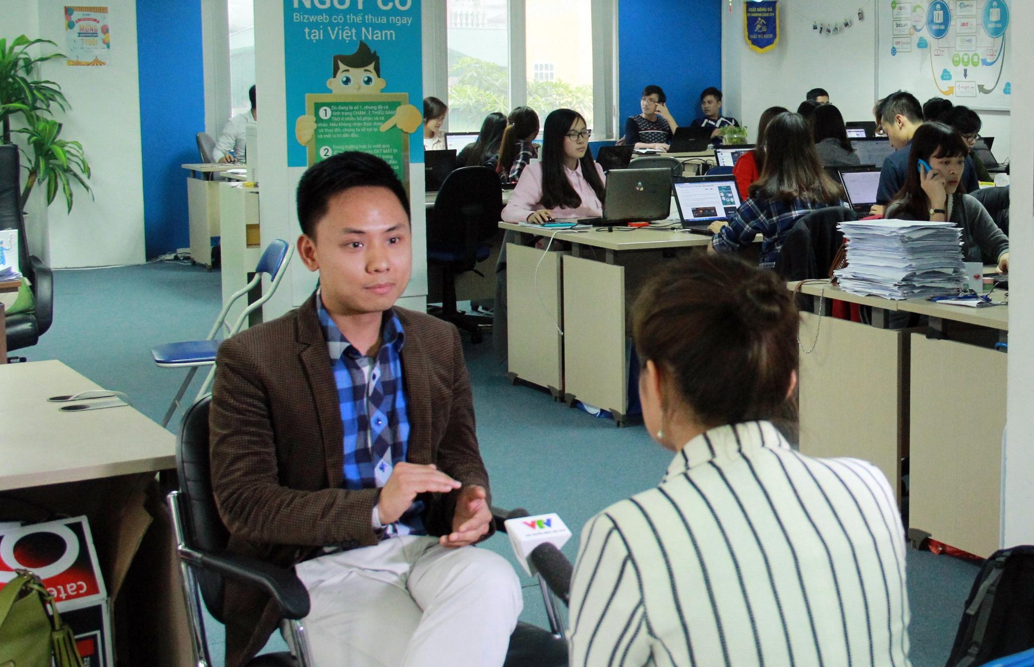 Tổng giám đốc DKT - Trần Trọng Tuyến