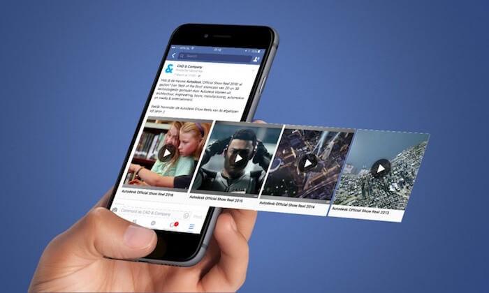 kích thước ảnh chạy video facebook