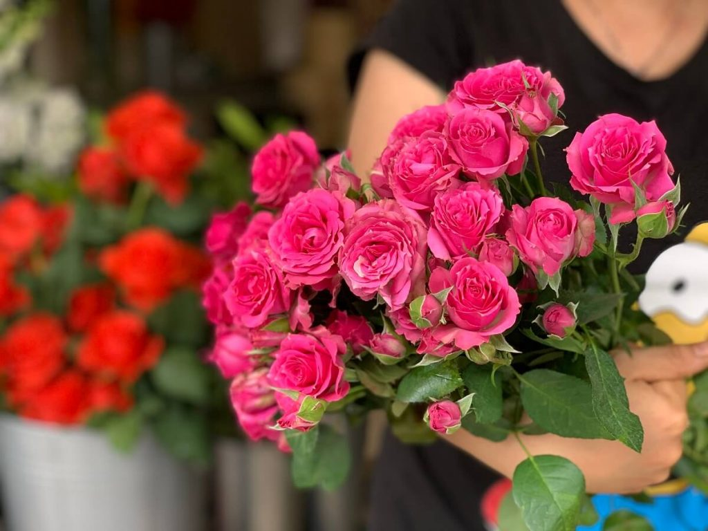 bán hoa tươi đẹp