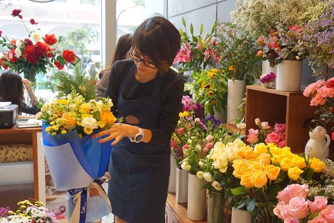 Kinh nghiệm bán hoa tươi: Phong cách phục vụ khách hàng đặc biệt