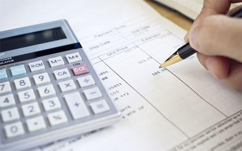 tính kỹ công thức khi hàng về và thuế áp dụng với từng mặt hàng