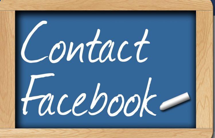 liên hệ với facebook