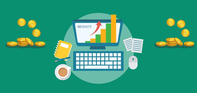 Lợi ích của website bán hàng là tiết kiệm chi phí cho chủ shop & doanh nghiệp