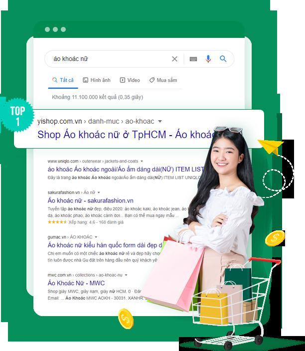 lợi ích của website giúp seo lên top dễ dàng