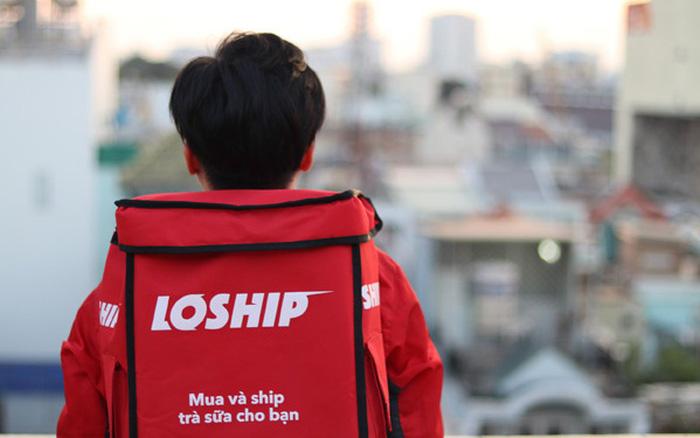 ứng dụng ship đồ ăn loship