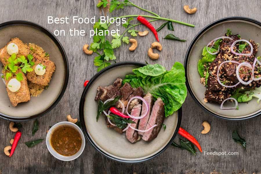 blog ẩm thực nhà hàng