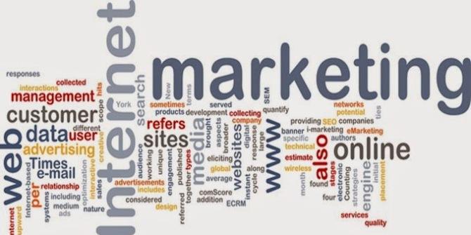 marketing trong kinh doanh online