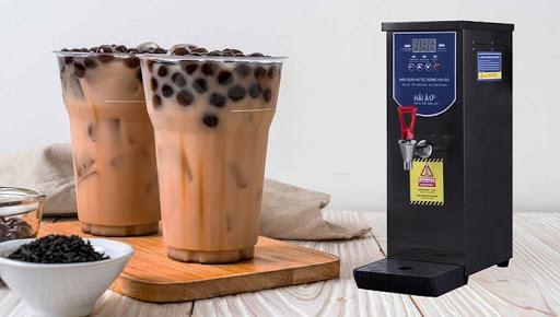 kinh doanh trà sữa vỉa hè cũng cần đảm bảo thơm ngon