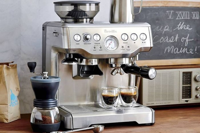 dụng cụ pha cafe tự động
