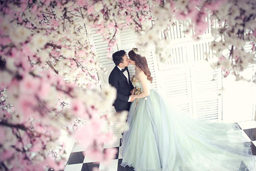 mở cửa hàng áo cưới 1