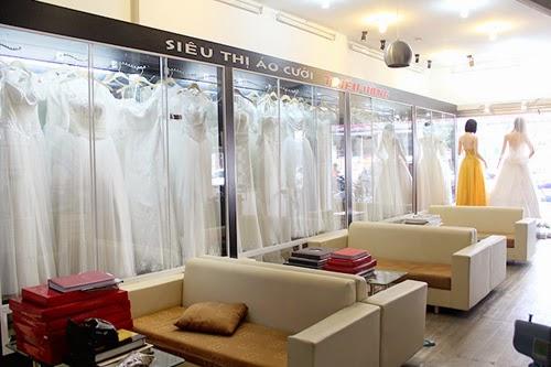 mở cửa hàng áo cưới 3