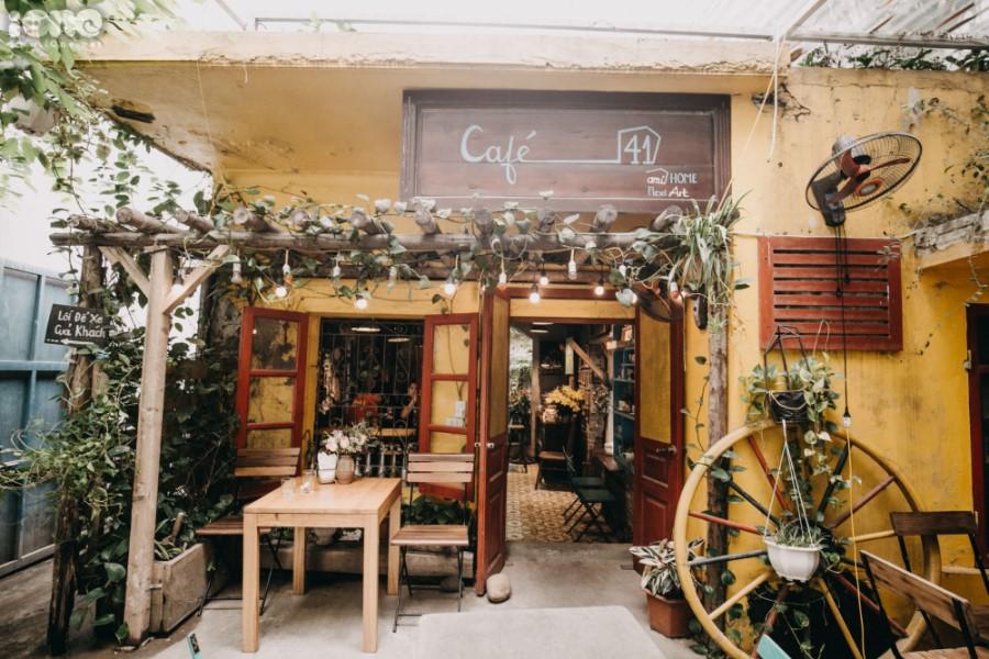 ý tưởng mở quán cafe nhỏ