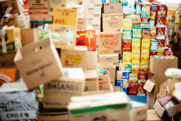 nhà phân phối hàng tiêu dùng
