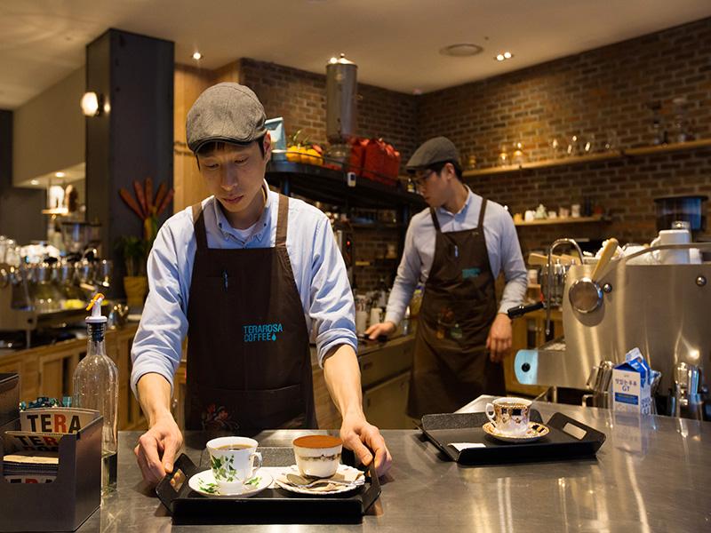 quản lý quán cafe mở 24h