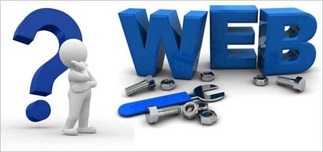 Cần làm web - Những lưu ý khi cần thiết kế website