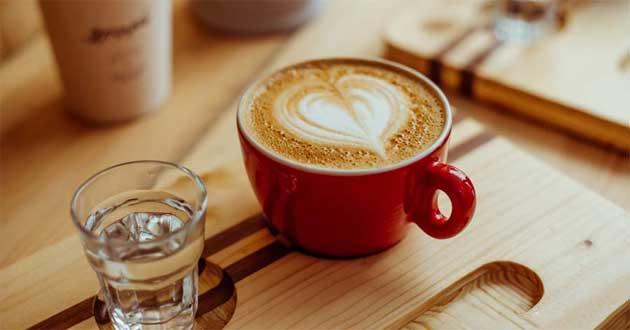 cách pha cafe latte đúng chuẩn