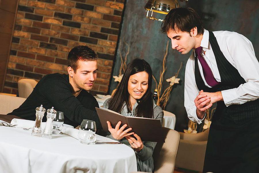 xây dựng quy trình phục vụ nhà hàng