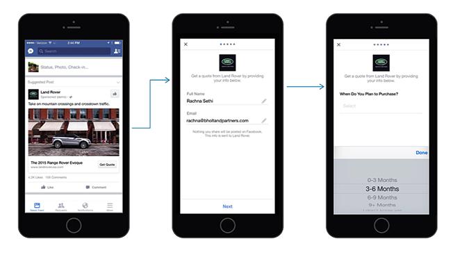quảng cáo facebook leads