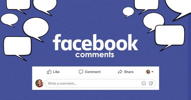 comment đặt hàng trên facebook