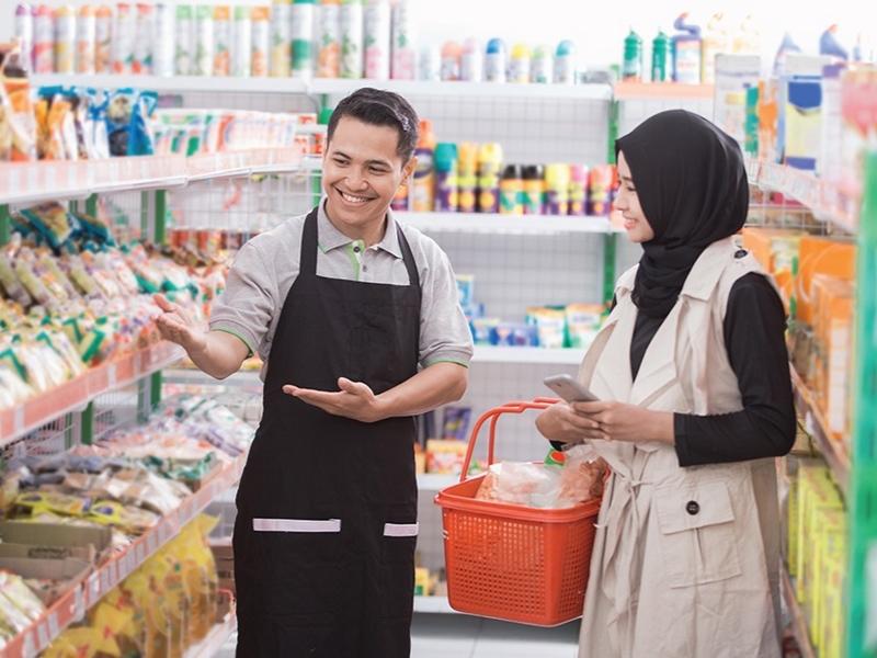 quản lý siêu thị