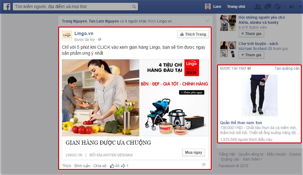 Quảng cáo facebook giá rẻ và uy tín, bạn đã thử chưa?