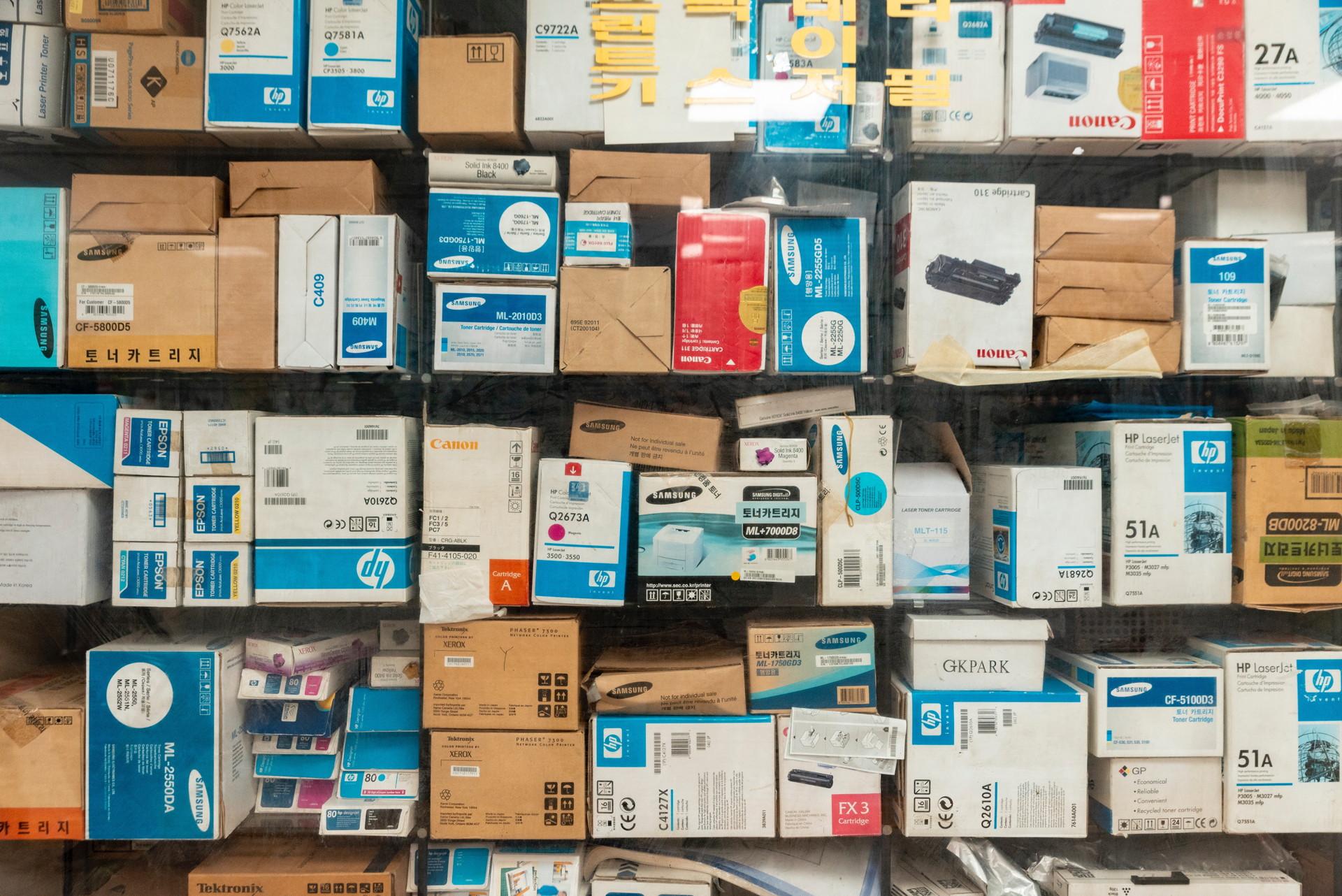 Inventory turnover là gì