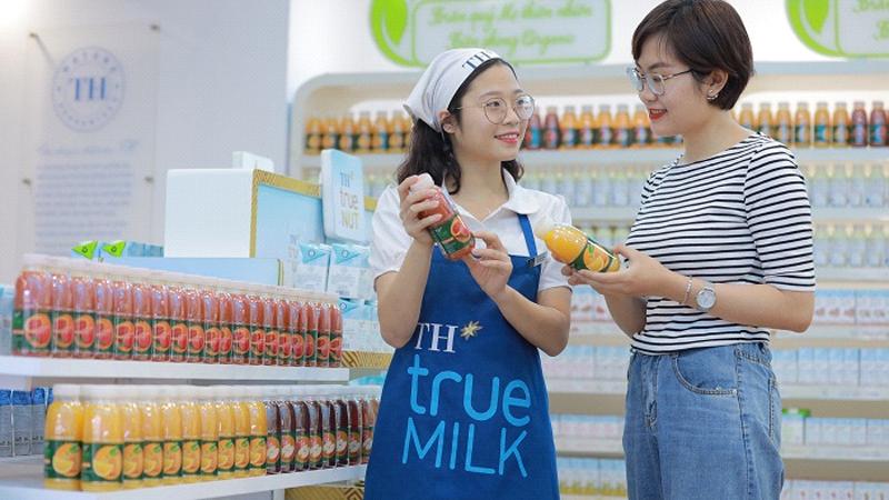 siêu thị sữa