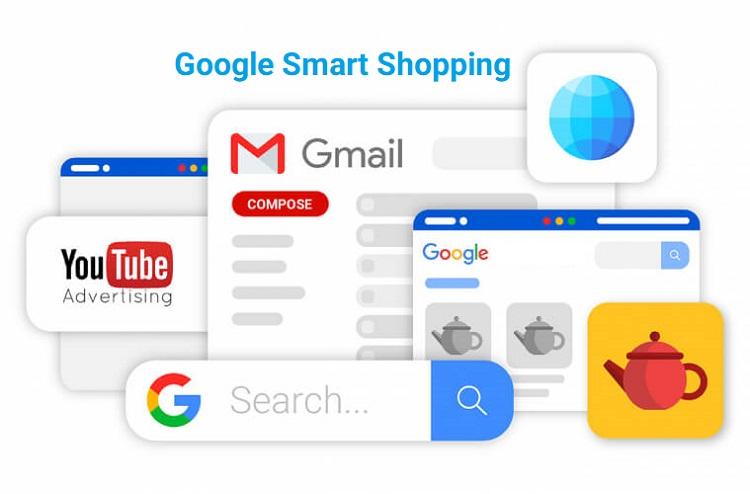 so sanh google smart shopping và google shopping