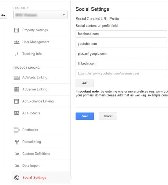 social-settings-Google-analytics