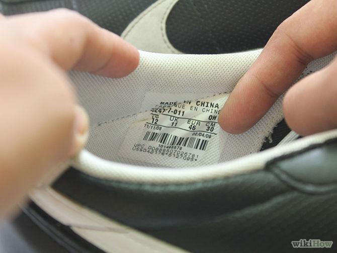 Bí kíp phát hiện giày Nike fake trước khi đặt mua