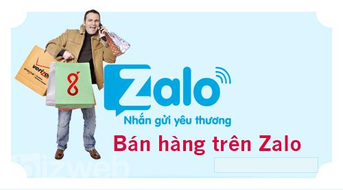 Tại sao bạn nên sử dụng Zalo page để bán hàng online?