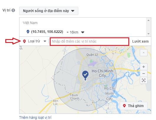 target quảng cáo facebook hiệu quả