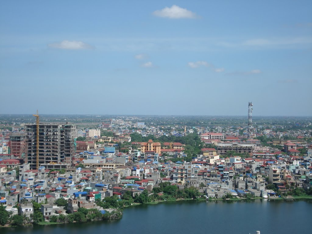 Thiết kế web Nam Định - giúp DN khai thác thị trường trực tuyến