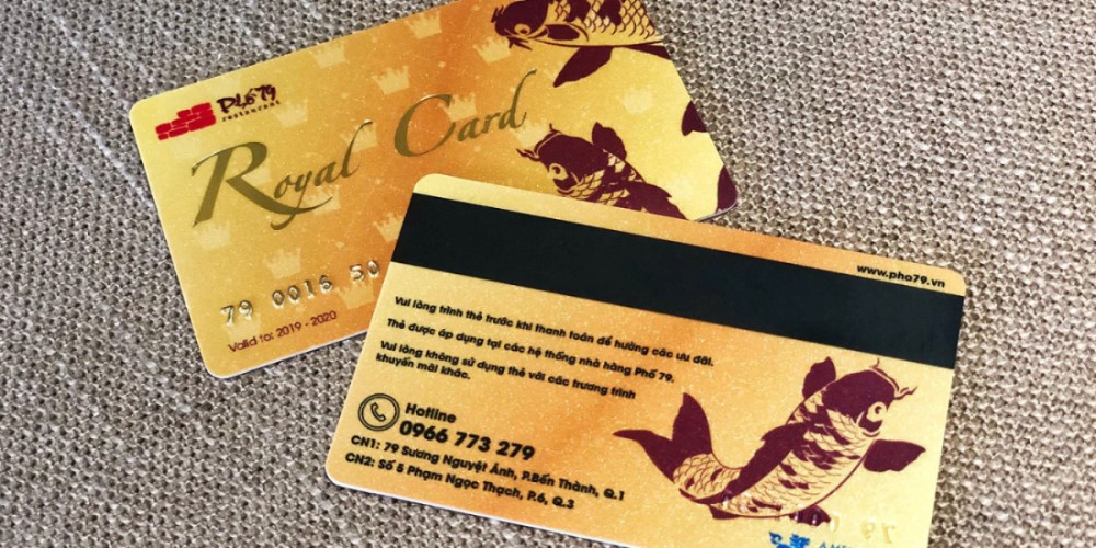 Cung cấp thẻ thành viên là cách thu hút khách hàng đến nhà hàng hiệu quả