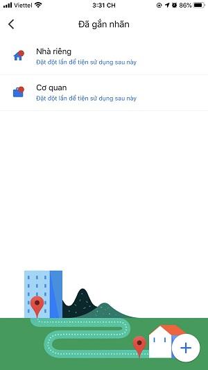 Thêm địa chỉ nhà riêng, cơ quan, cửa hàng trên Google Maps