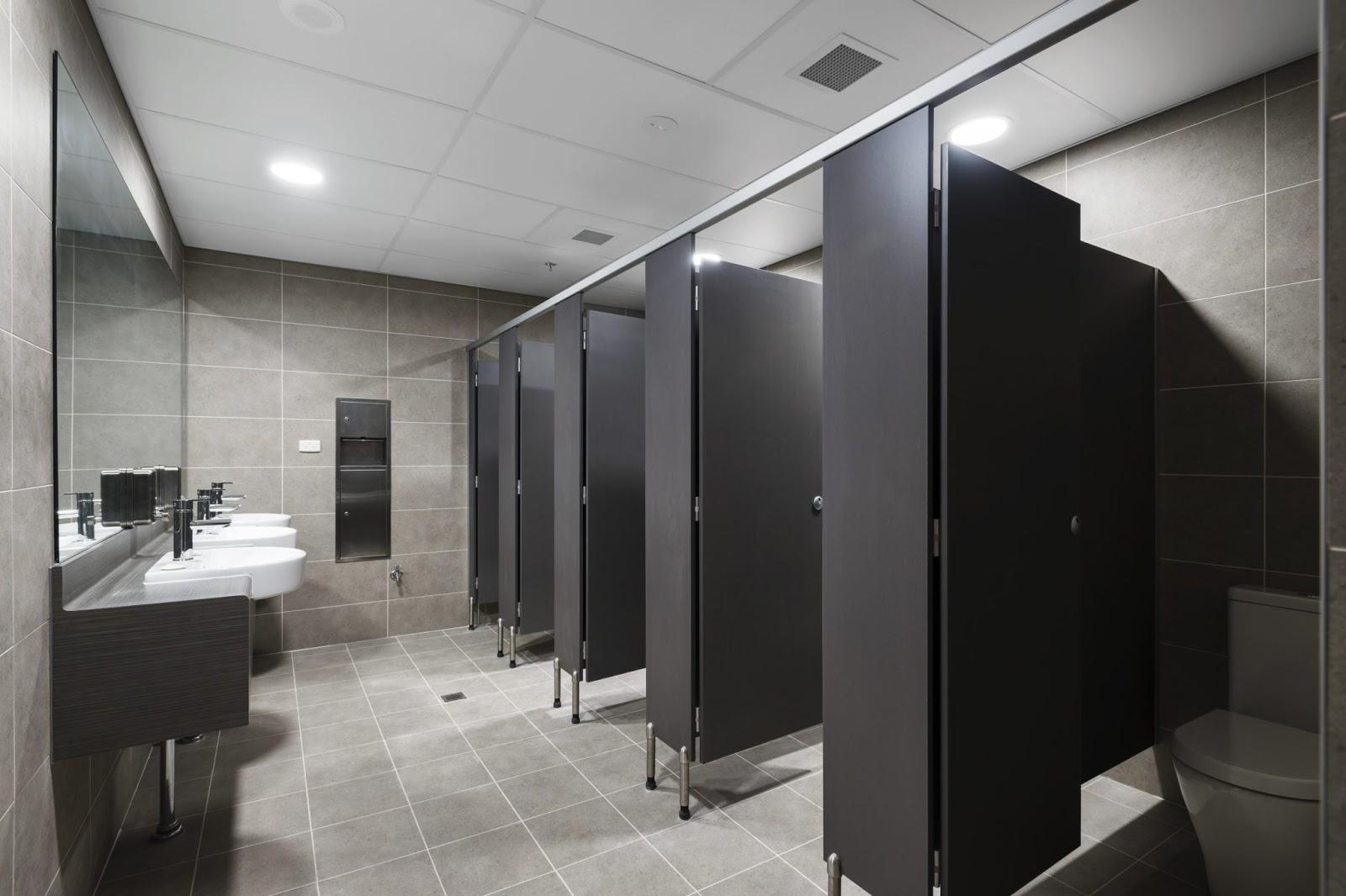 phòng vệ sinh nhà hàng