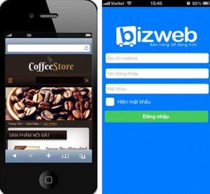 Quản trị cửa hàng trên mobile và website từ giải pháp thiết kế web Đà Nẵng