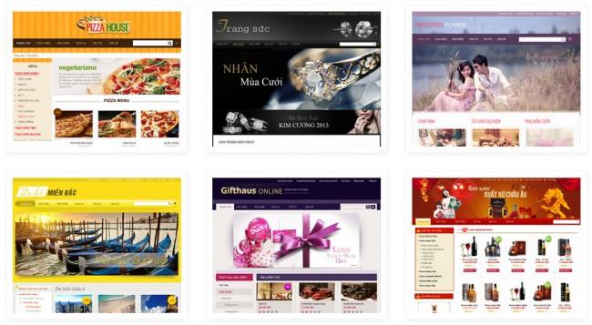 Trài nghiệm dịch vụ thiết kế web Nha Trang đáp ứng nhu cầu phát triển