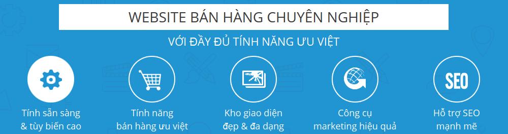 Không cần mất thời gian đi lại, khách hàng vẫn có thể sử dụng dịch vụ thiết kế web tại Phú Thọ của Bizweb