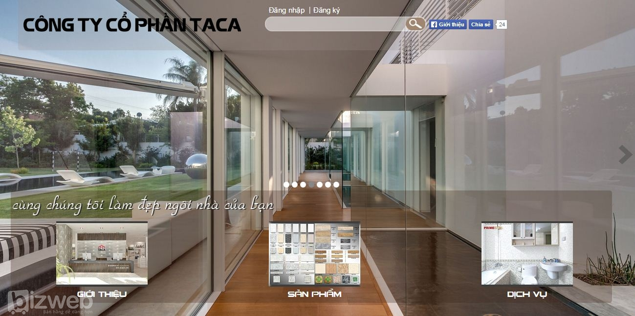 """Thiết kế website nội thất – giải pháp cho doanh nghiệp """"hạng trung"""""""